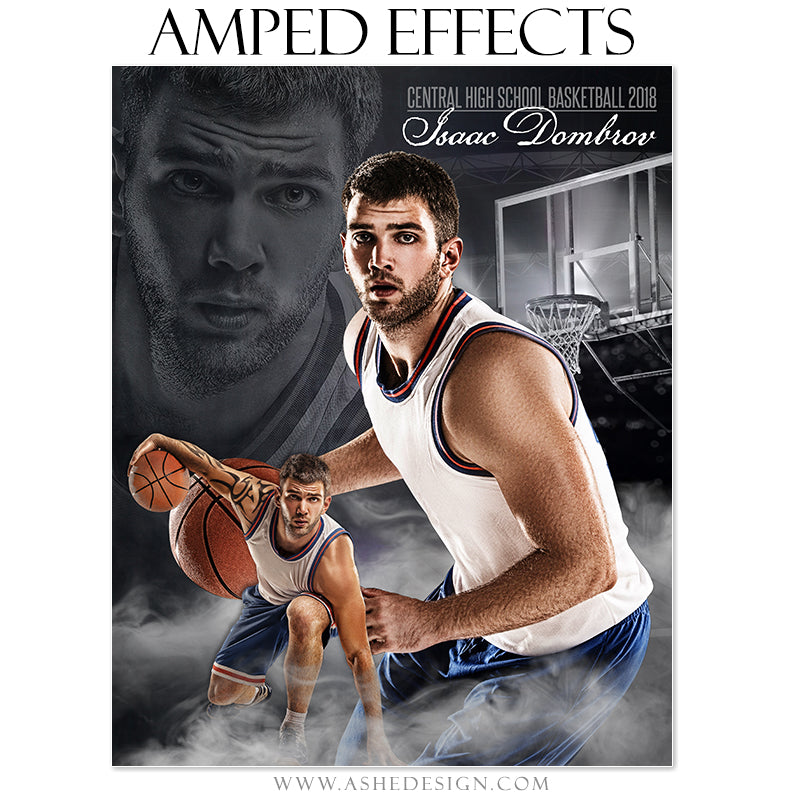 Amped Effects - Dream Weaver Basketball
