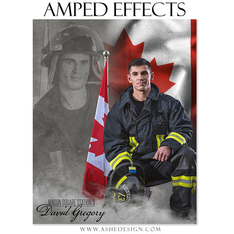 Amped Effects - Dream Weaver Canadian Hero