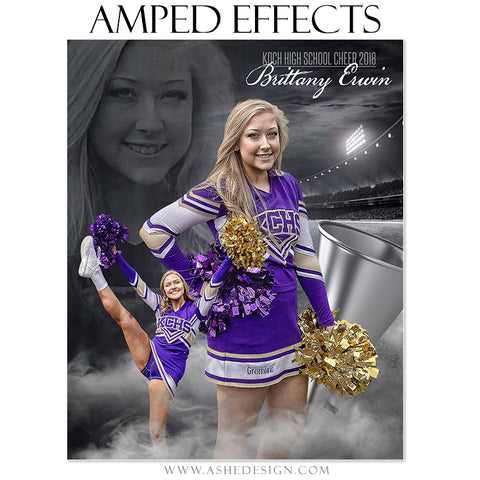 Amped Effects - Dream Weaver Cheer