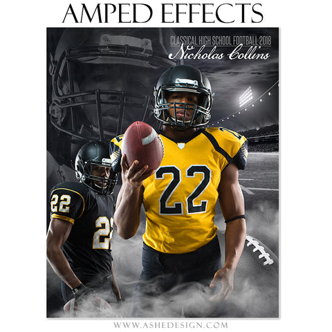 Amped Effects - Dream Weaver Football