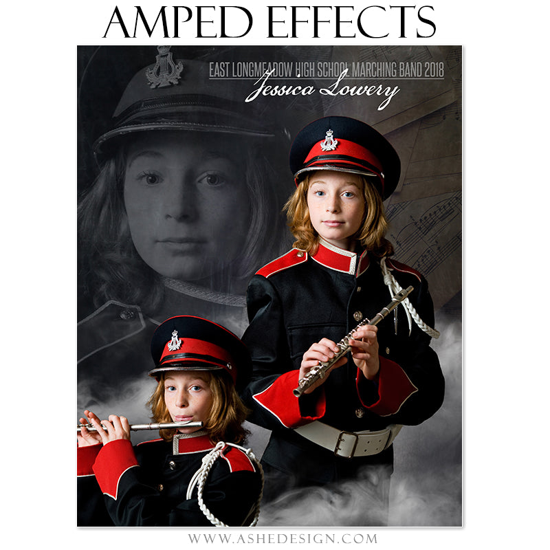 Amped Effects - Dream Weaver Marching Band