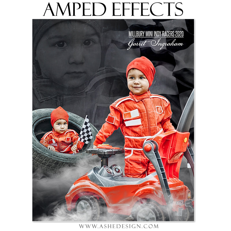 Amped Effects - Dream Weaver Racing