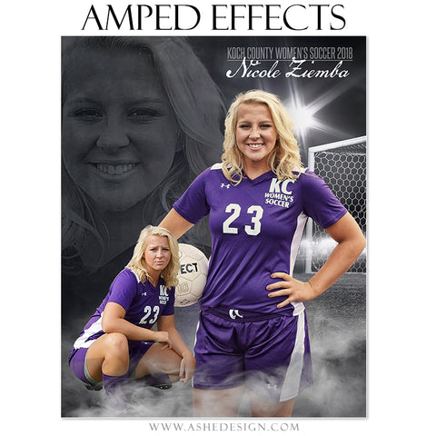 Amped Effects - Dream Weaver Soccer