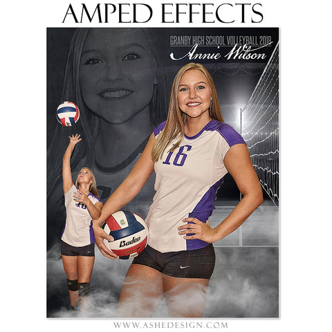Amped Effects - Dream Weaver Volleyball