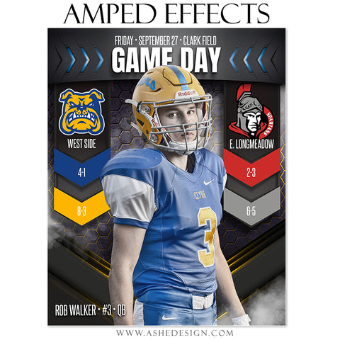 Amped Effects - Game Day Banners