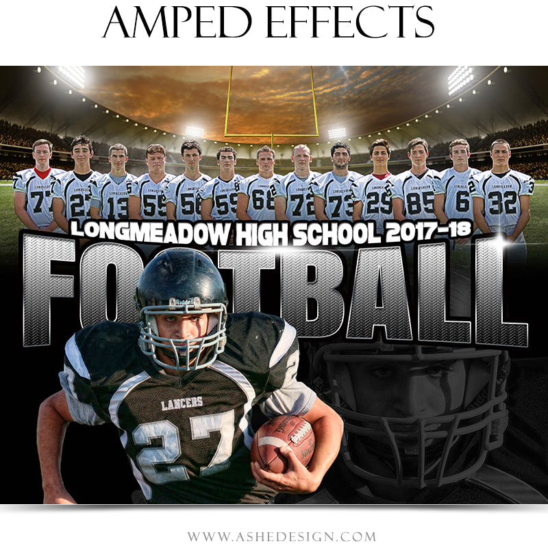 Amped Effects - Halftime Football