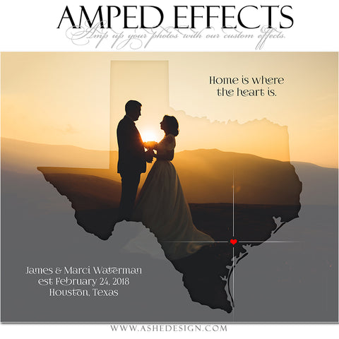 Amped Effects - Home Is Where The Heart Is