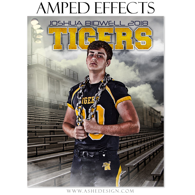 Amped Effects - In The Stands