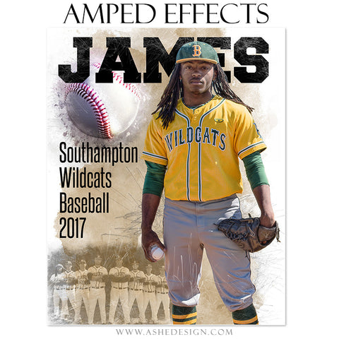 Amped Effects - In The Zone - Baseball