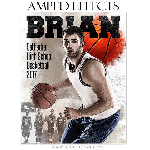 Amped Effects - In The Zone - Basketball