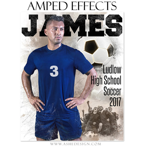 Amped Effects - In The Zone - Soccer