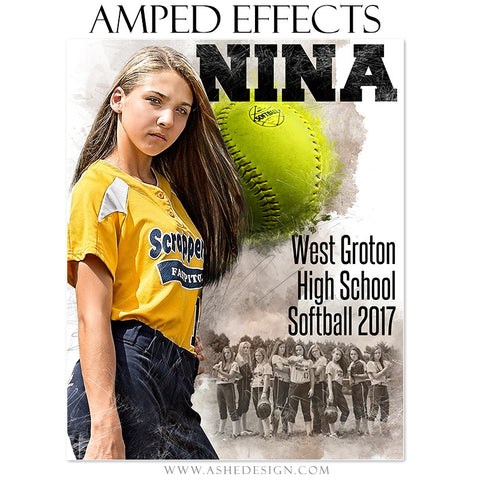 Amped Effects - In The Zone - Softball