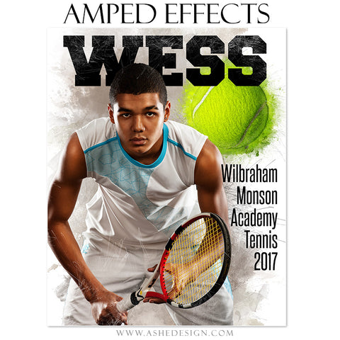 Amped Effects - In The Zone - Tennis