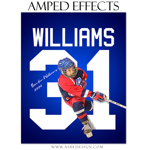 Amped Effects - Signed Jersey
