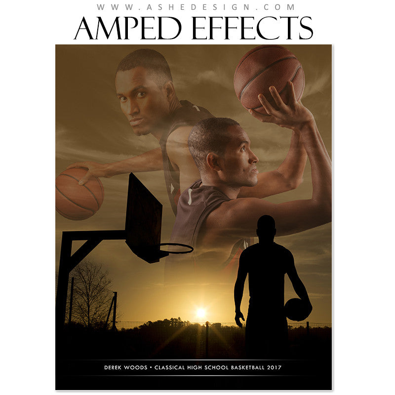 Amped Effects - Silhouette Sports - Basketball