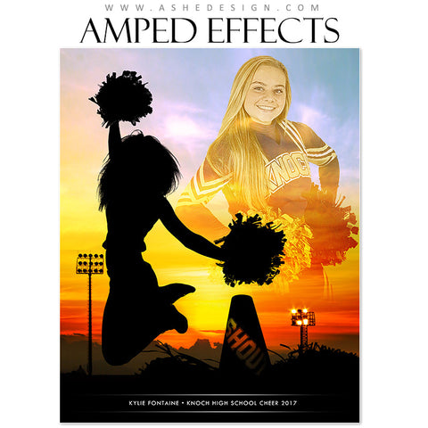 Amped Effects - Silhouette Sports - Cheerleading