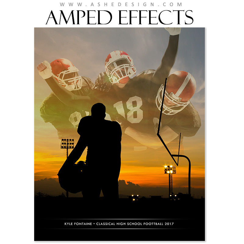 Amped Effects - Silhouette Sports - Football
