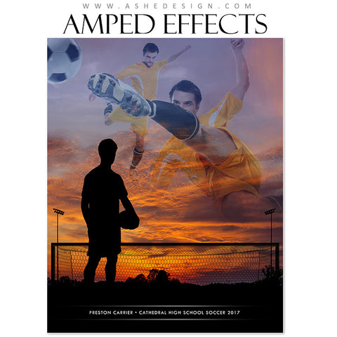 Amped Effects - Silhouette Sports - Soccer