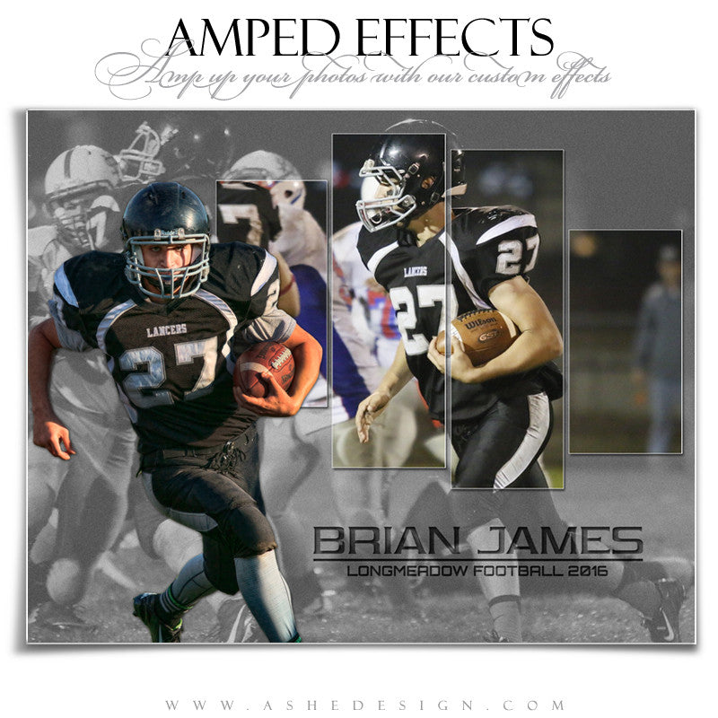Amped Effects - Split Panels