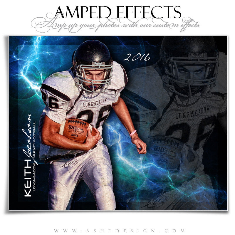 Amped Effects - Supercharged
