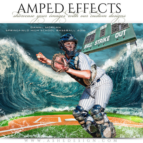 Amped Effects - Tidal Wave Baseball/Softball