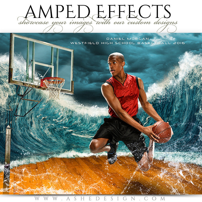 Amped Effects - Tidal Wave Basketball