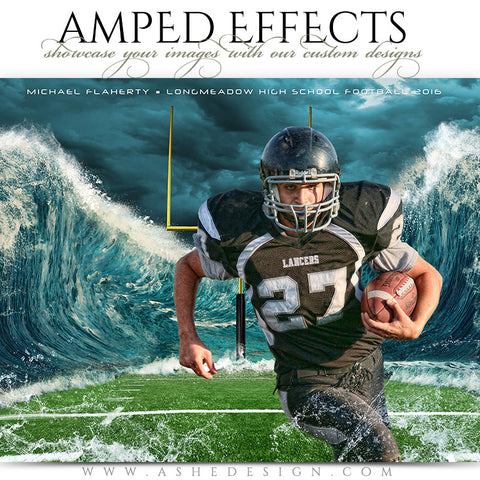 Amped Effects - Tidal Wave Football