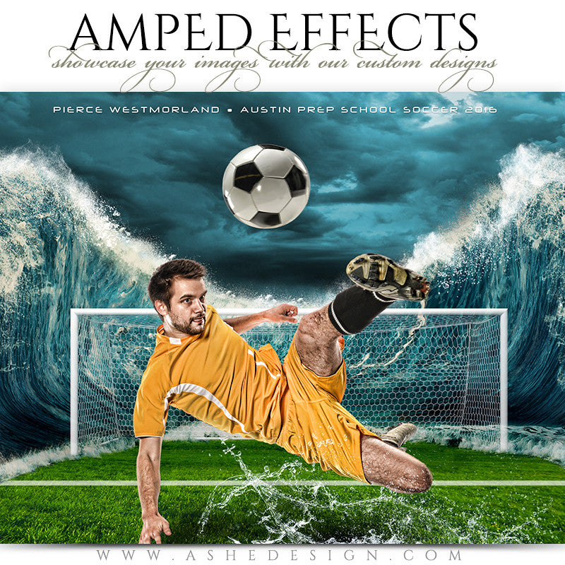 Amped Effects - Tidal Wave Soccer