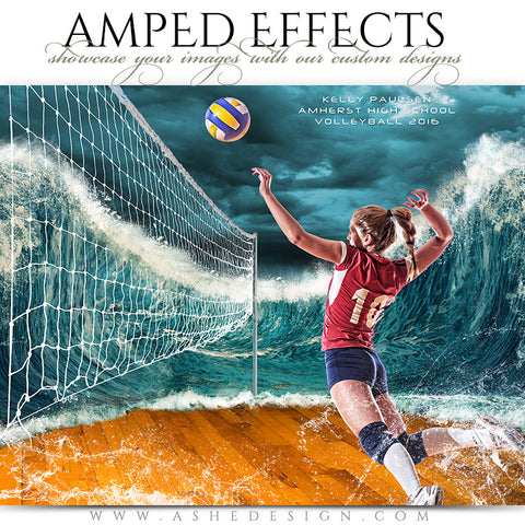 Amped Effects - Tidal Wave Volleyball