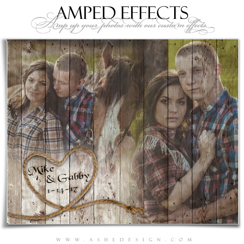 Amped Effects - Tie The Knot