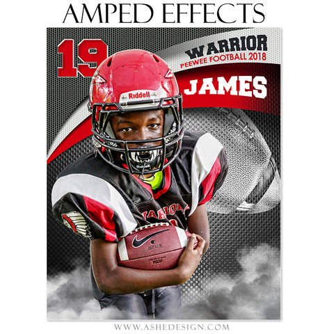 Amped Effects - Triple Arch Football