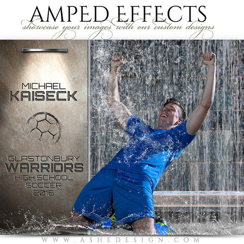Amped Effects - Waterfall Soccer