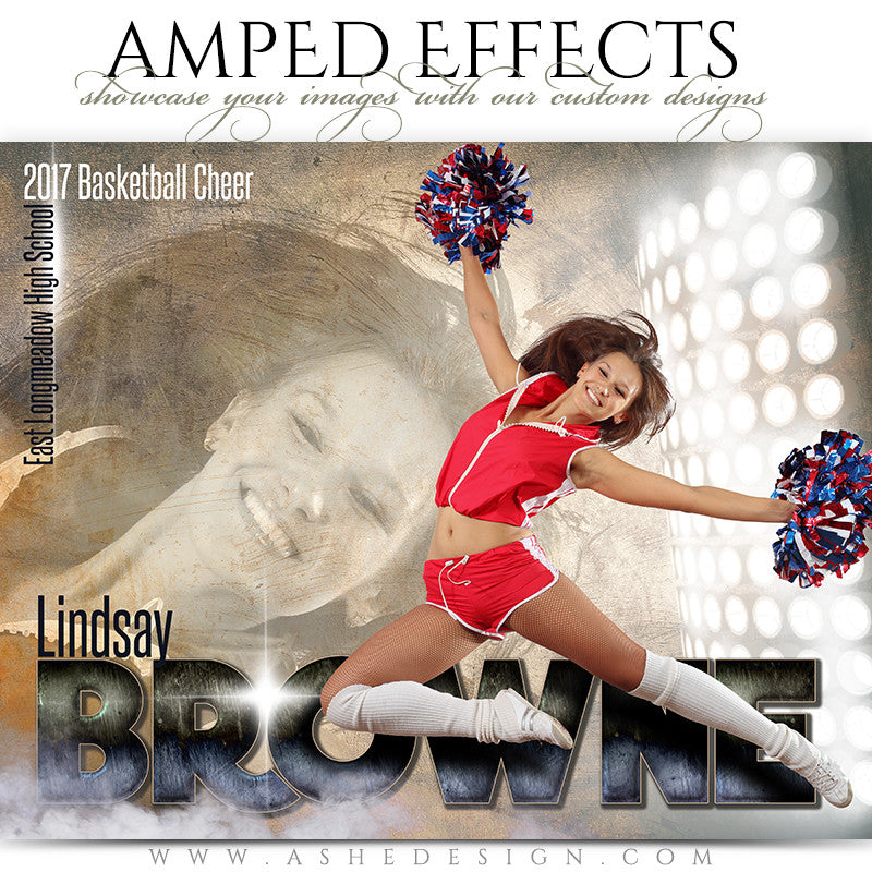 Amped Effects - Arena Lights