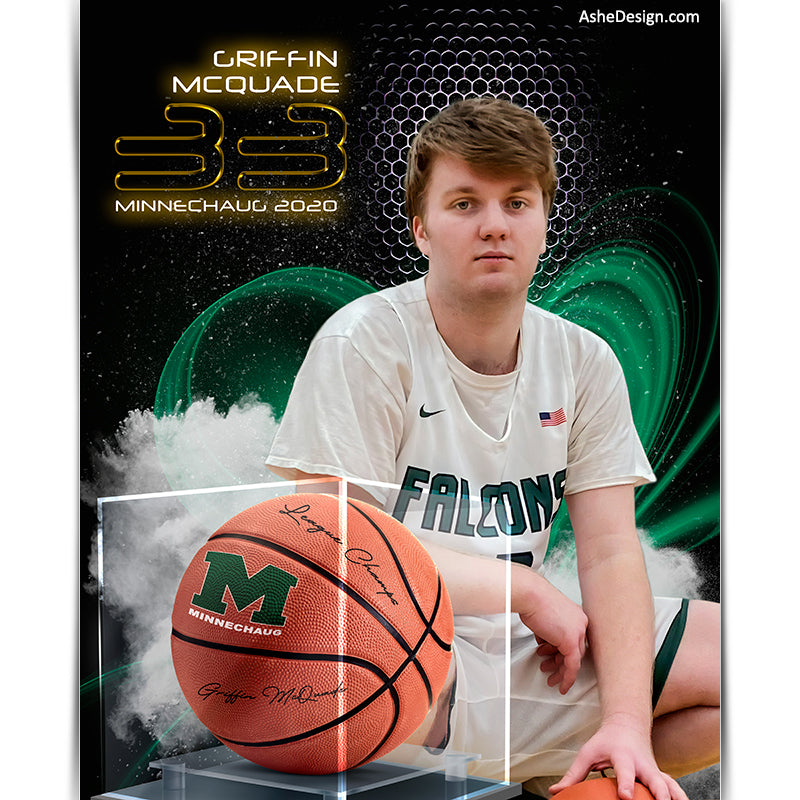 Amped Effects - Display Case Basketball - Screen Play