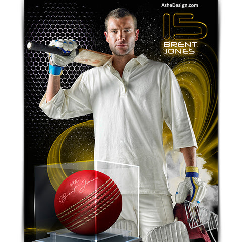 Amped Effects - Display Case Cricket - Screen Play