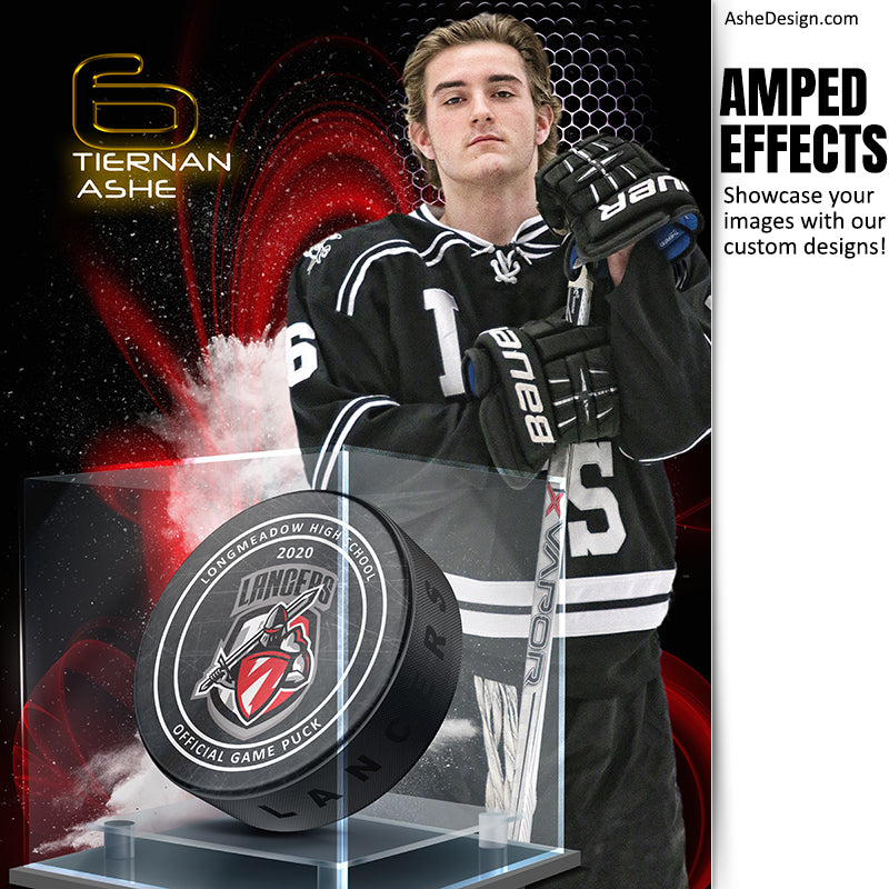 Amped Effects - Display Case Hockey - Screen Play