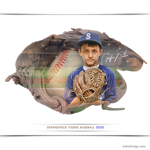 Amped Effects - Double Exposure - Baseball Glove