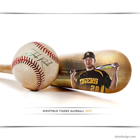 Amped Effects - Double Exposure - Baseball