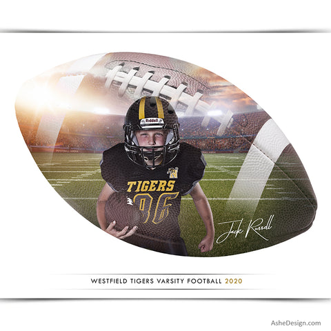Amped Effects - Double Exposure - Football