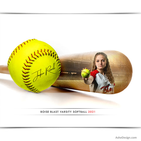 Amped Effects - Double Exposure - Softball