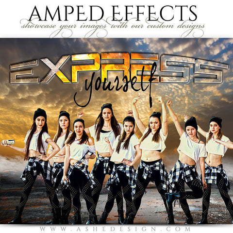 Amped Effects - Express Yourself