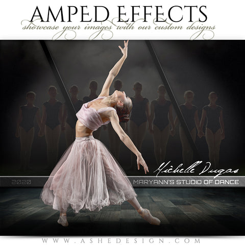 Amped Effects - Faded Triptych - Dance