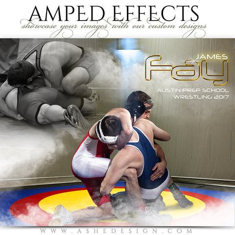 Amped Effects - Full Steam - Wrestling