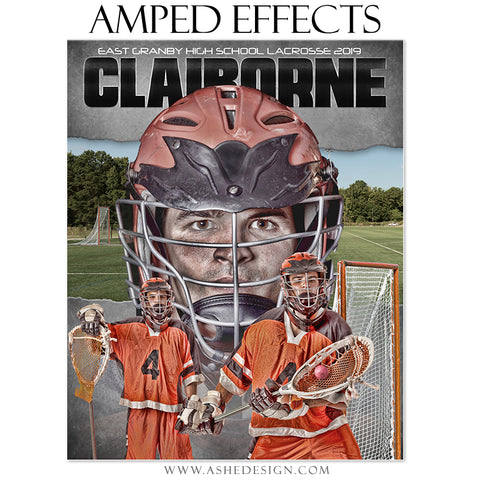 Amped Effects - Game Face Lacrosse