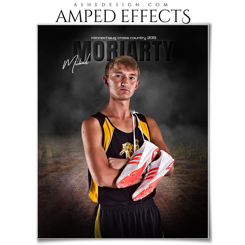 Amped Effects - In The Shadows Cross Country