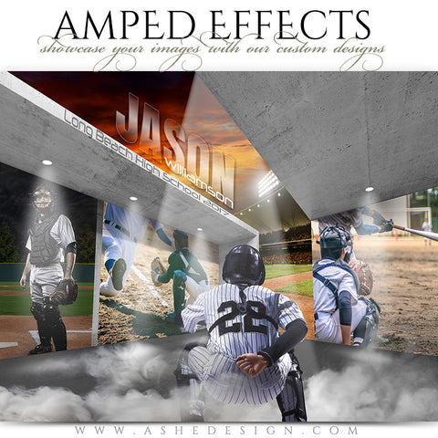 Amped Effects - Induction Baseball