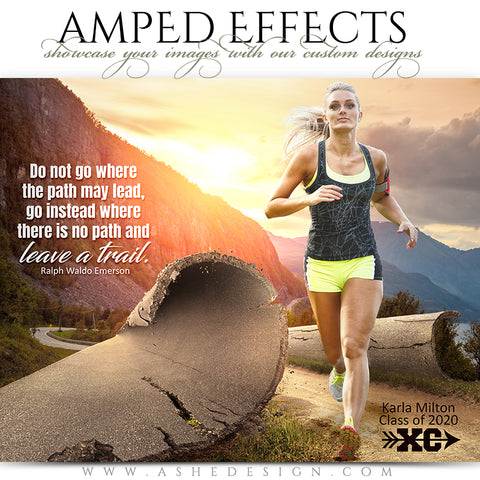 Amped Effects - Leave A Trail Cross Country