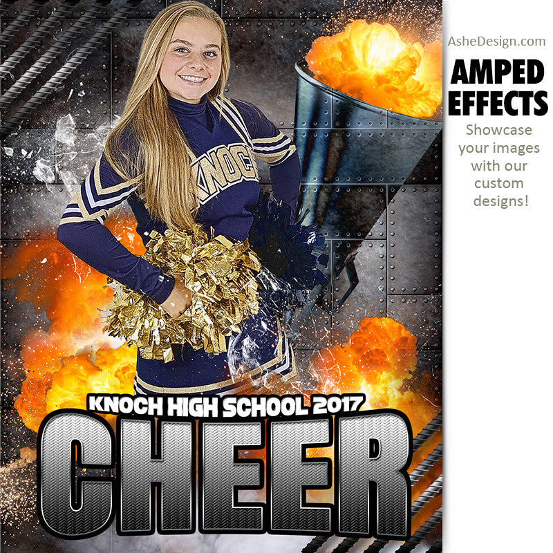 Amped Effects - Molten Cheer