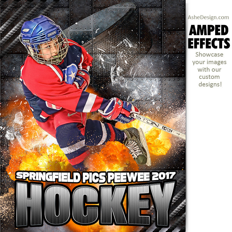 Amped Effects - Molten Hockey
