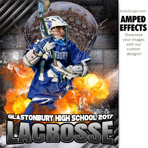 Amped Effects - Molten Lacrosse